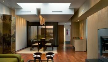 Miller Residence.  M Charles Bernstein Architect